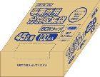容量表示 事業所用分別収集袋 45L BOX 100P 半透明 JBB-N45-100