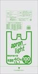エプロンライト 40号L 半透明